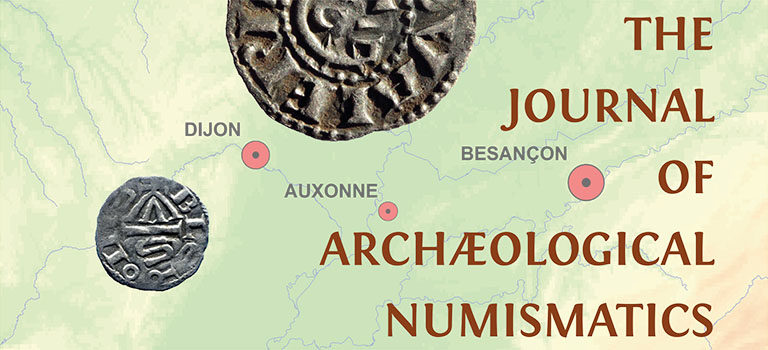 The Journal of Archæological Numismatics VOLUME 7–2017