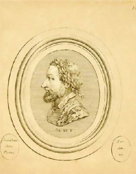 Baer - Portrait d'Henri IV