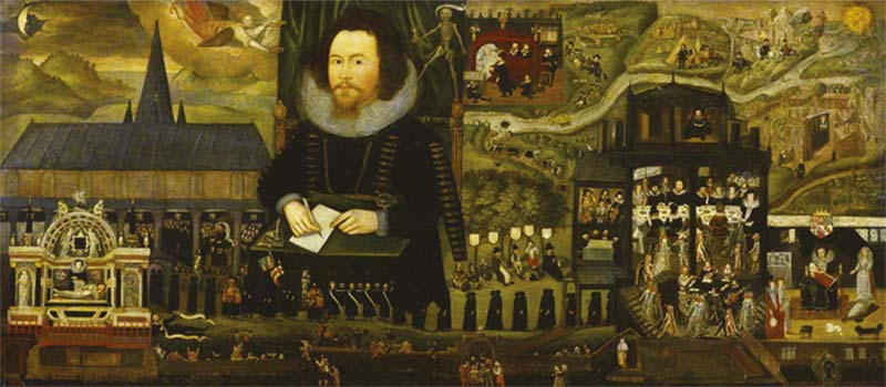 Baer - Portrait d'Henry Unton