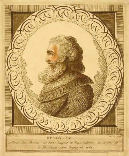 Baer - Henri IV