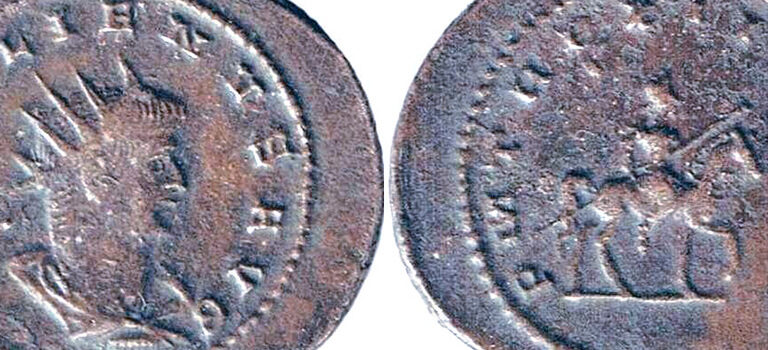 Gallienus to Antioch? New PROFECTIO type of antoninianus from the mint at Antioch, A.D. 264 * by Charles EUSTON