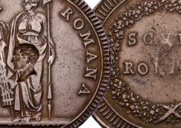 Monnaies satiriques au XIXe s. :  l'apport des archives (I), par Thibault Cardon