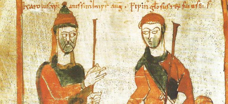 L'imagerie du pouvoir de Charlemagne à partir d'un denier à son effigie par Jérôme PARMENTIER<sup>1</sup>