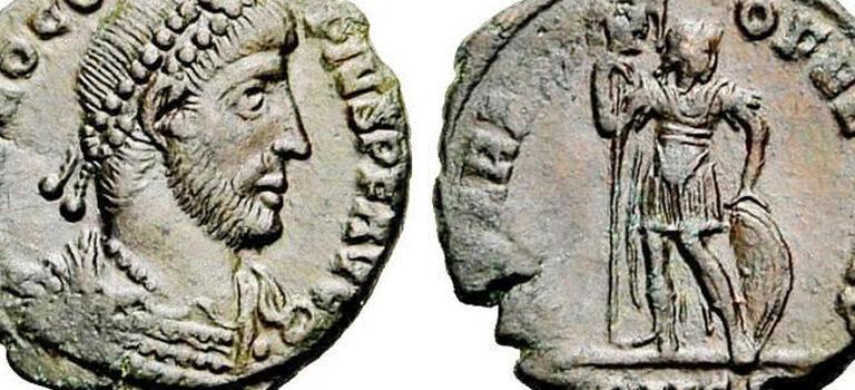 Quelques observations sur le monnayage en bronze de l'empereur Procope (28 septembre 365 – 27 mai 366) par Renato CAMPO