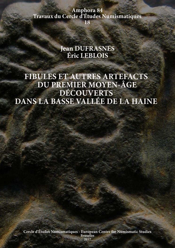 Couverture du 18ème numéro des Travaux du cercles d'études numismatiques
