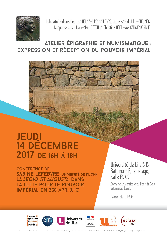 Conférence Lefebvre Lille