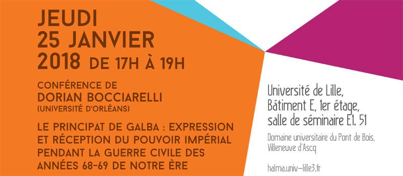 Conférence 25 janvier