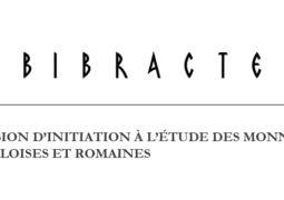 Session d'initiation à l'étude des monnaies gauloises et romaines (18-22 février)