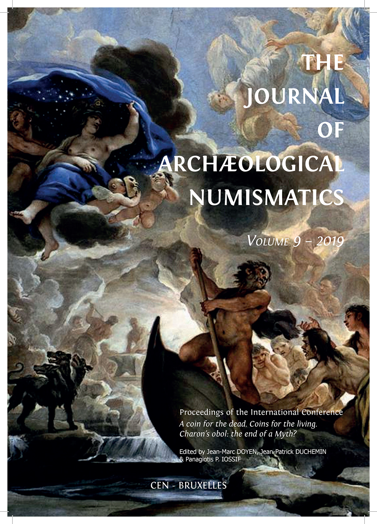 Journal of Archaeological Numismatics